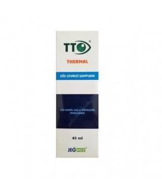 TTO Thermal Göz Çevresi Şampuanı 45 ml