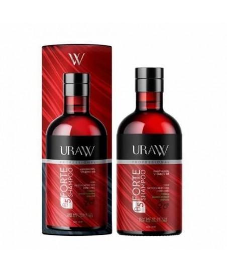 Uraw B5 Forte Hair Shampoo Tüm Saç Tipleri İçin Şampuan 400ml