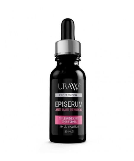 Uraw Episerum Anti Hair Removal Saç Bakım Serumu 30ml