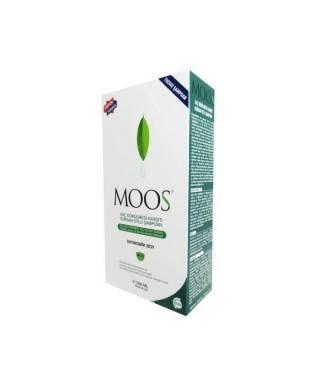 Moos Isırgan Otlu Saç Dökülme Karşıtı Şampuan
