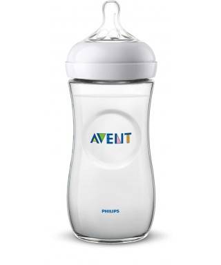 Philips Avent Natural PP Biberon Hızlı Akış 6 Ay+ 330 ml