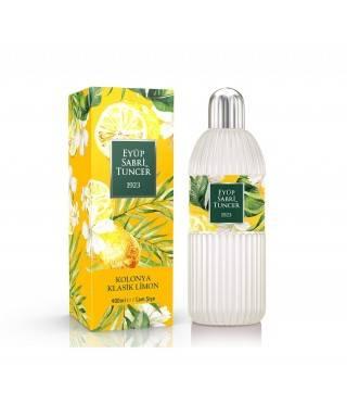 Eyüp Sabri Tuncer Klasik Limon Kolonyası 400ml Cam Şişe