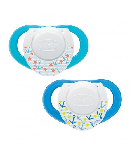 Chicco Physio Compact Small and Slim Emzik 6-12m