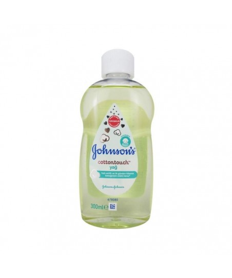Johnson's Baby Cotton Touch Bebe Yağı 300 ml