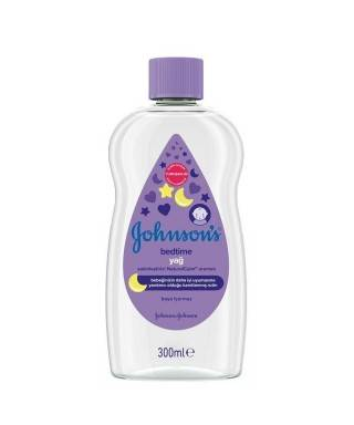 Johnson's Baby Bedtime Yağ 300 ml