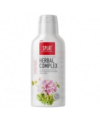 Splat Professionel Herbal Compleks Ağız Çalkalama Suyu 275 ml