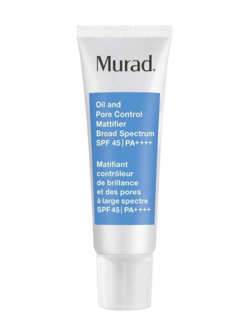 Dr Murad Oil and Pore Control Mattifier Broad Spectrum Spf 45 50 ml