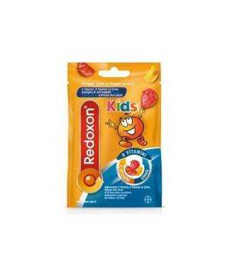 Redoxon Kids Çiğnenebilir Form 25 Adet