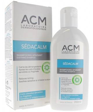 ACM Sedacalm Soothing Shampoo 200 ml