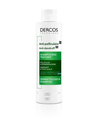 Vichy Dercos Anti-Pell Kepek Şampuanı (Normal ve Yağlı Saçlar ) 200 ml.