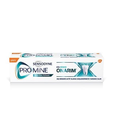 Sensodyne Promine Diş Minesi Onarım Diş Macunu 75 ml