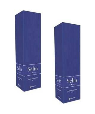 Selin Limon Kolonyası 400 ml x 2'Li Set