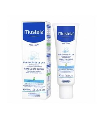 Mustela Cradle Cap Cream - Saç Pullanmalarına Karşı Bakım Kremi 40ml