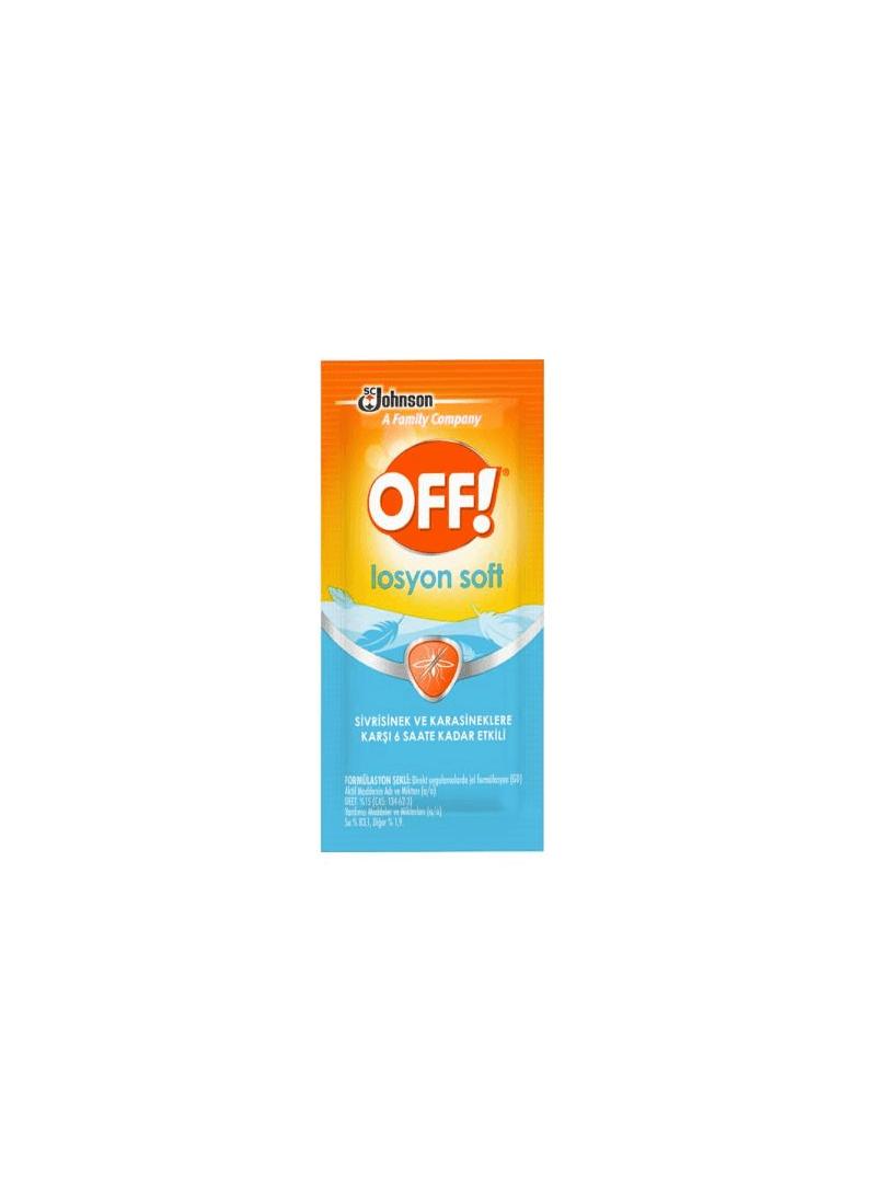 Off Losyon Soft 7 ml