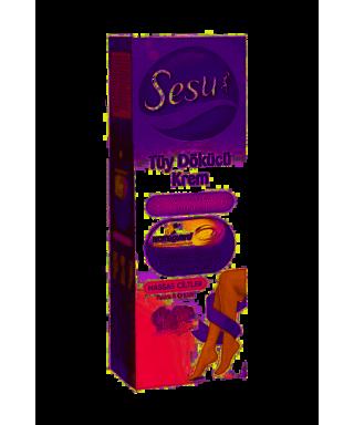 Sesu Tüy Dökücü Krem Hassas Ciltler 100 ml