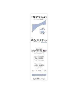 Noreva Aquareva 24H Moisturising Day Cream Light Textured 40 ml