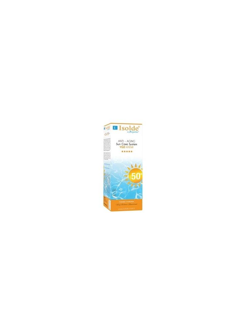 Zigavus Isolde Güneş Koruyucu Yüz Kremi Spf50+ 100ml