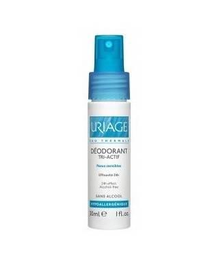 Uriage Deodorant Tri-Actif 30 ml