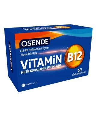 Osende Vitamin B12 60 Tablet