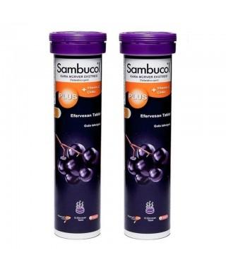 Sambucol Plus Efervesan 15...