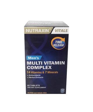 Nutraxin Mens Multi Vitamin...