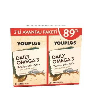 Youplus Daily Omega 3 Balık...