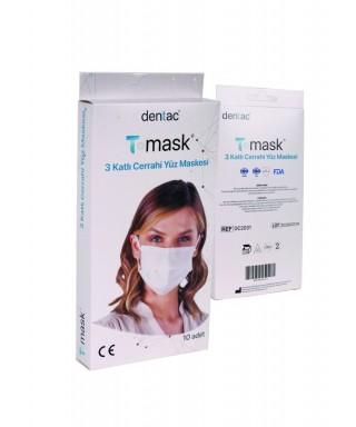 Maske + Dezenfektan Seti
