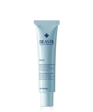 Rilastil Aqua Moisturizing Mask ( Nemlendirici Maske ) 75 ml