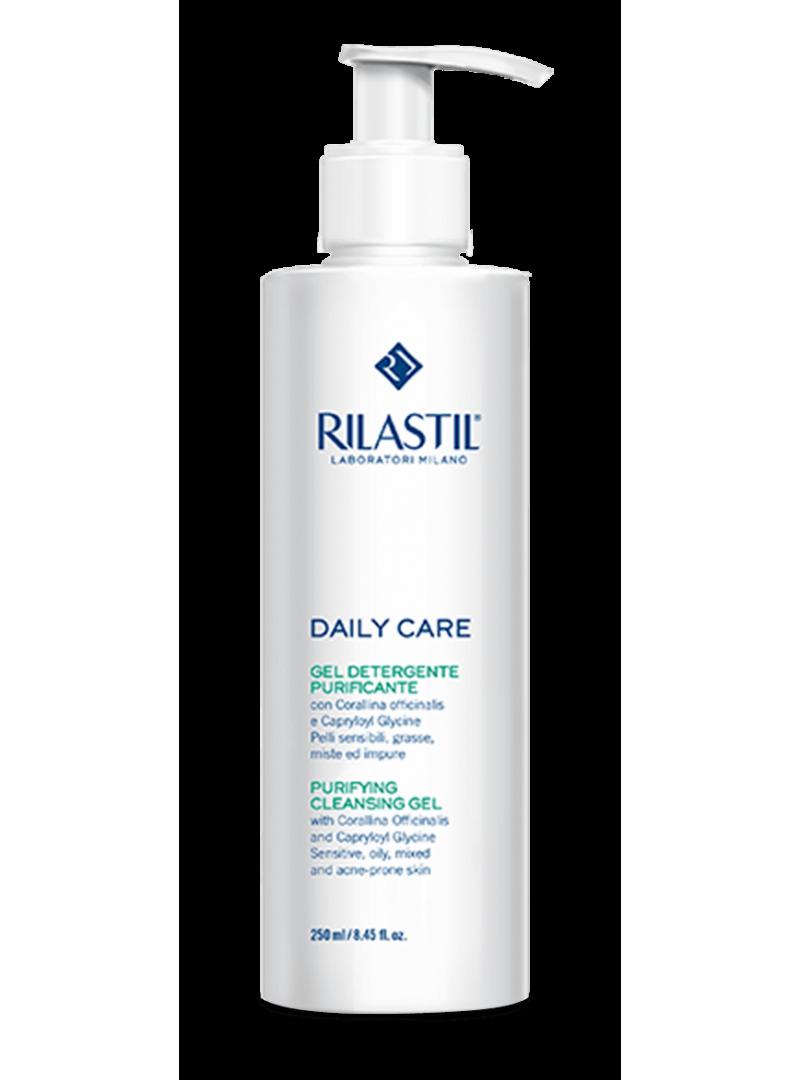 Rilastil Daily Care Purifying Cleansing Gel ( Arındırıcı Temizleme Jeli ) 250 ml
