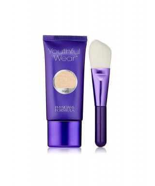 Physicians Formula Youthful Wear Likit Fondöten Spf15 29g - Medium
