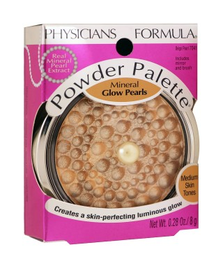 Physicians Formula Powder Palette Mineral Glow Pearls ( Beige Pearl ) 8g