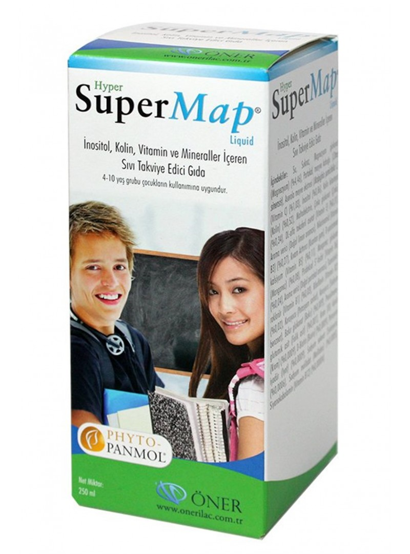 Hyper SuperMap Liquid 250ml