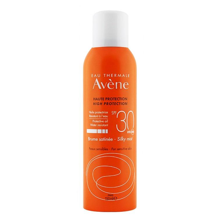 Outlet - Avene Brume Satinee SPF 30 150 ml - Koruyucu Vücut Yağı