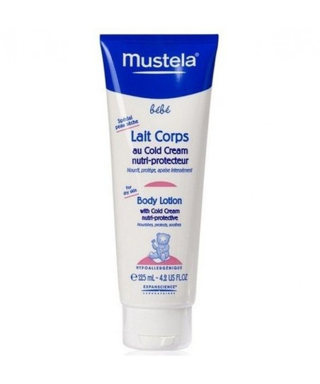 Mustela Lait Corps Body Lotion 125 ml.