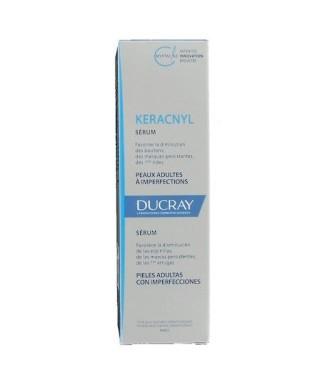Ducray Keracnyl Serum 30 mL - Yağlı Ciltler için Özel Bakım Serumu