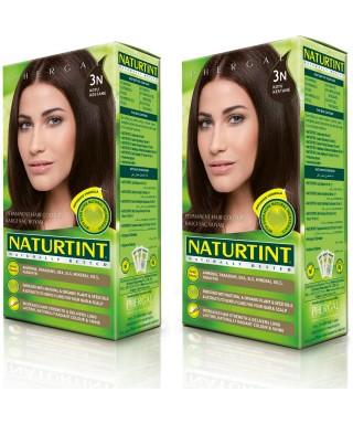 Naturtint Kalıcı Saç Boyası 3N Koyu Kestane 165 ml 2 Adet