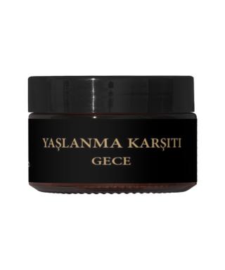 Handeresi Altın Krem Yaşlanma Karşıtı Gece Kremi 30 ml