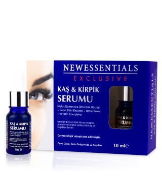 Newessentials Kaş ve Kirpik Serumu 10 ml
