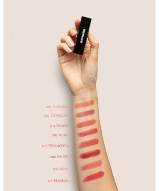 Sensilis Velvet Satin Comfort Lipstick Ruj 218 ( Dragee ) 3,5 ml