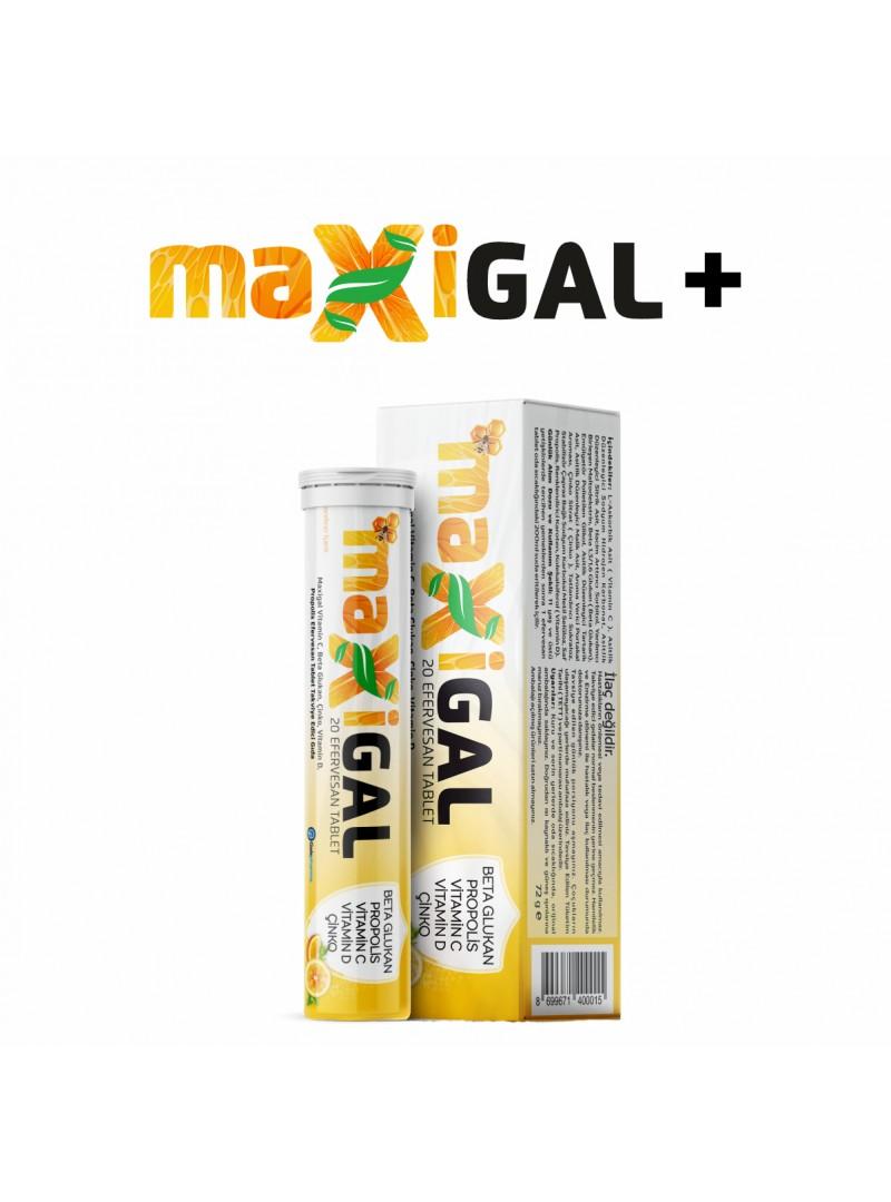 Maxigal + 20 Efervesan Tablet