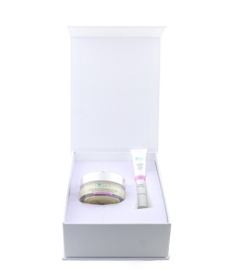 The Organic Pharmacy Double Rose Rejuvenating Cream 50 ml + Lip & Eye Cream 10 ml