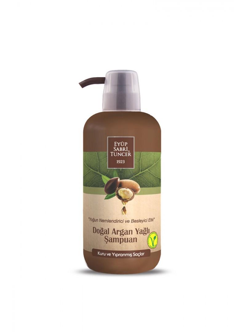 Eyüp Sabri Tuncer Argan Yağlı Şampuan 600 ml