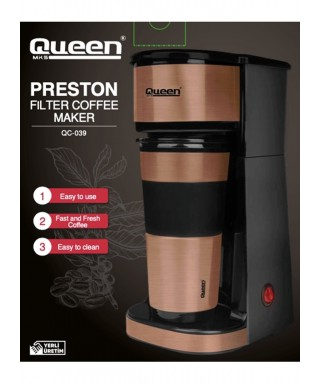 Preston QC-39 Fitre Kahve Makinesi