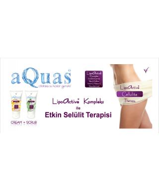 Aquas Lipoactive Cellulite Theraphy Set