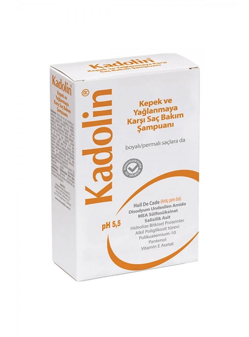 Kadolin Kepek ve Yağlanmaya Karşı Saç Bakım Şampuanı 300ml