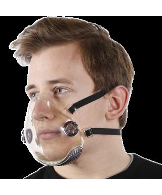 Dentac T-Mask Clear Mask ( Siyah )
