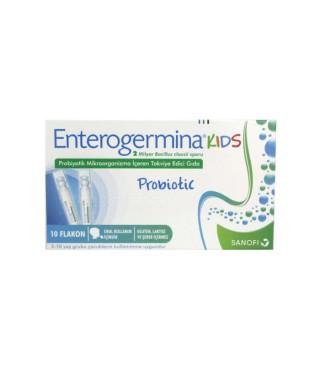 Enterogermina Pediatrik Kids 2-10 Yaş 5 ml × 10 Flakon