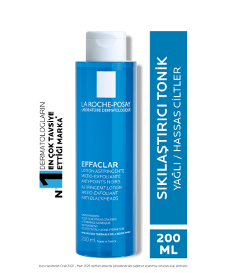 La Roche Posay Effaclar Gözenek Sıkılaştırıcı Tonik 200 ml