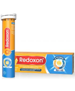 Redoxon 3'lü Etkili 15 Efervesan Tablet
