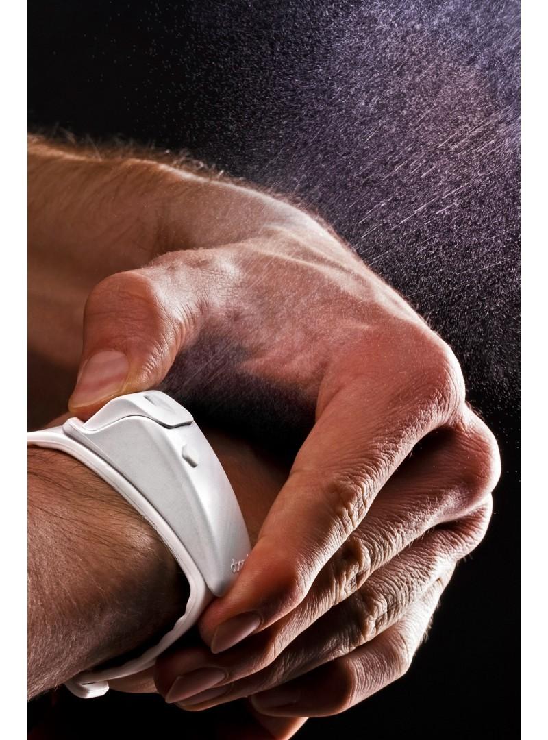 DBAND Bileklik Dezenfektan Spreyi Beyaz - Kutusuz